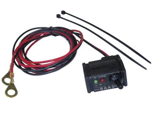 Kfz-Batterietester 12 V Testeur de batterie BA22 für Rohrmontage BAAS 40 mm x 20 mm x 35 mm