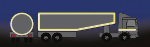 Konturmarkierung Reflektorband 3M Diamond Grade 987-72 DR-1230-4720-8 Rot (reflektierend) (L x B) 50 m x 51 mm Für Plane