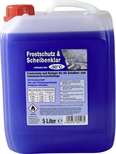 Scheibenfrostschutz Konzentrat -50 °C Kerndl 60505 5 l