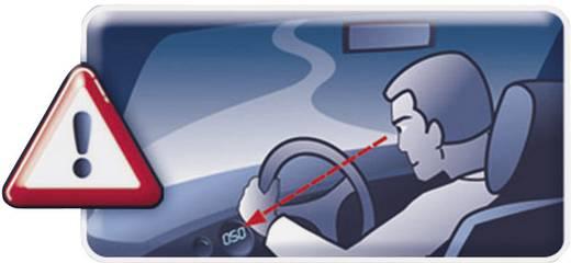 Sichtfeldanzeige/Headup-Display Valeo speed/visio Nomad (GPS) 632051 78 mm x 19 mm x 48 mm selbstklebend, Geschwindigke