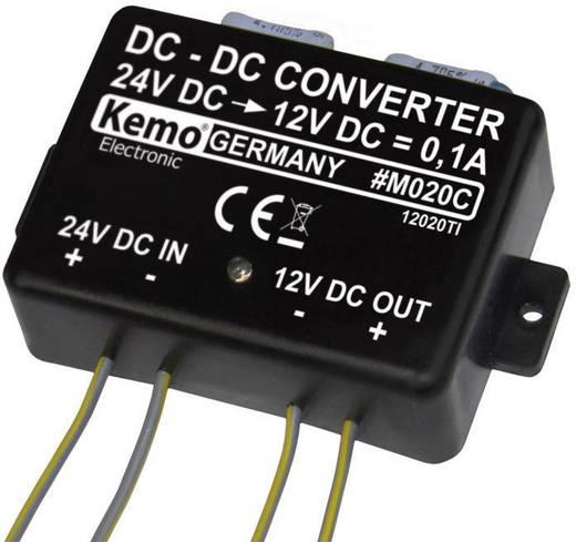 Spannungswandler Kemo M020C M020C 24 V 1 St.