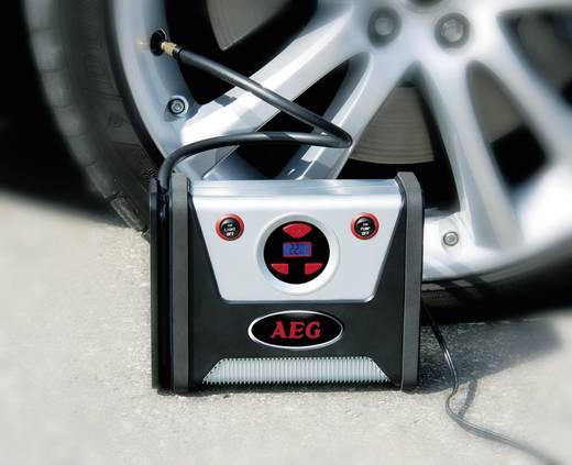 Kompressor 7 bar AEG 97136 Digitales Display, Automatische Abschaltung, Kabelfach/-aufnahme, mit Arbeitslampe
