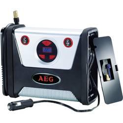 Image of AEG 97136 Kompressor 7 bar Digitales Display, Automatische Abschaltung, Kabelfach/-aufnahme, mit Arbeitslampe