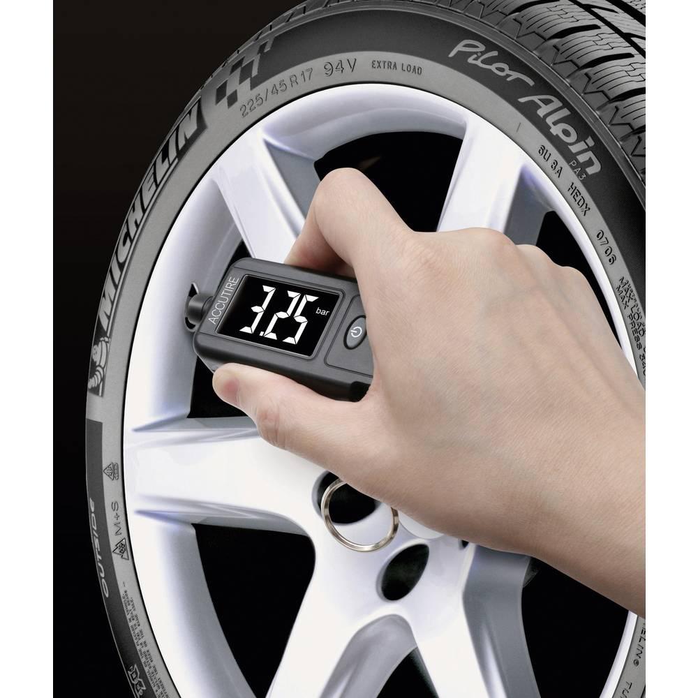 testeur de pression des pneus jauge de profondeur pour pneu num rique accutire ms 49. Black Bedroom Furniture Sets. Home Design Ideas