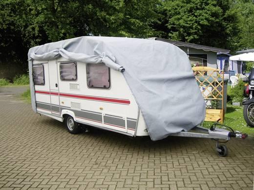 LAS Wohnwagen-Ganzgarage (L x B x H) 670 x 250 x 220 cm Größe XL Wohnwagen