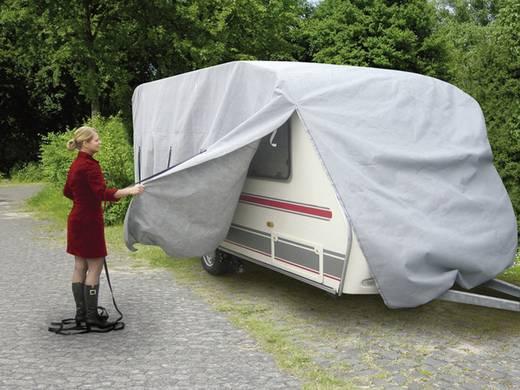 LAS Wohnwagen-Ganzgarage (L x B x H) 550 x 250 x 220 cm Größe M Wohnwagen