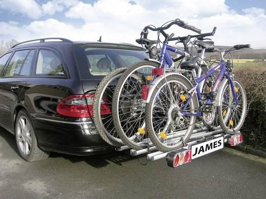 Fahrradträger-Erweiterung Eufab Extension possible pour 3 vélos 11408 Anzahl Fahrräder=1