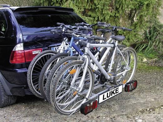 Fahrradträger Eufab Porte-vélo Luke 11514 Anzahl Fahrräder=4