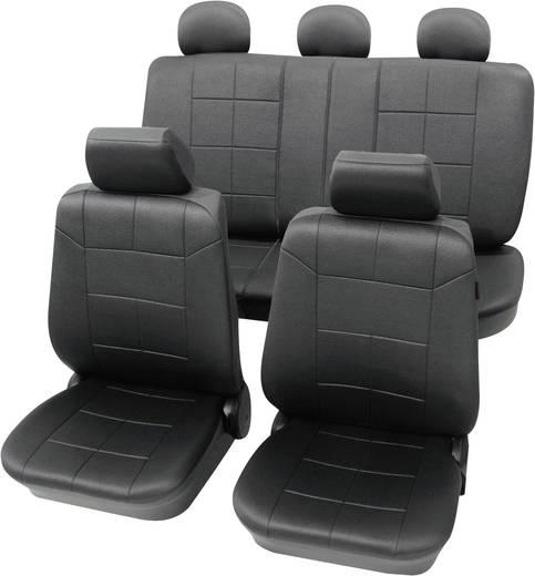 Sitzbezug 17teilig Petex 22574901 Sitzbezug-Set Dakar 17teilig Polyester Anthrazit