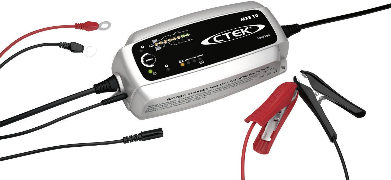 CTEK MXS 10 56 708 Automatikladegerät 12 V 10 A