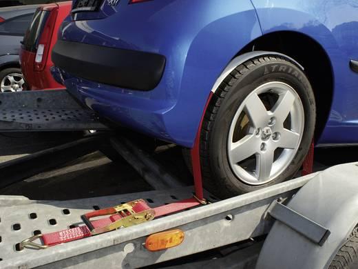 Reifen Verzurrsystem Zugkraft LC Niederzurren (einzeln/direkt)=2000 daN (L x B) 2 m x 50 mm LAS 10325