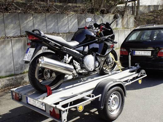 Motorrad Verzurrsystem (L x B) 2.5 m x 25 mm LAS 10323