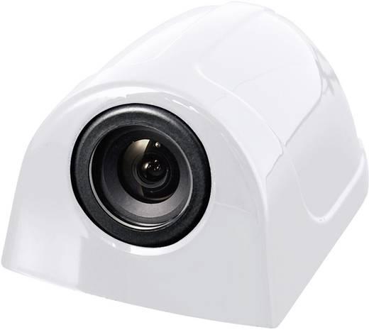Kabel-Seitenkamera CS-110 Camos Automatischer Weißabgleich, Blendenautomatik Aufbau Weiß