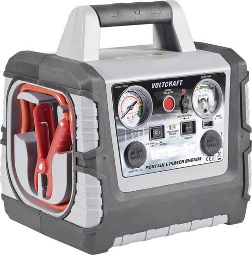 VOLTCRAFT Schnellstartsystem VC 900A VC 900A 6-in-1 Starthilfestrom (12 V)=450 A