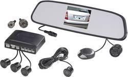 Bezdrátový couvací videosystém v zrcátku, SB885-4-T35