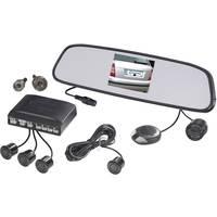 Auto-Ausstattung- Funk-Rückfahvideosystem, Abstandshilfslinien, IR-Zusatzlicht