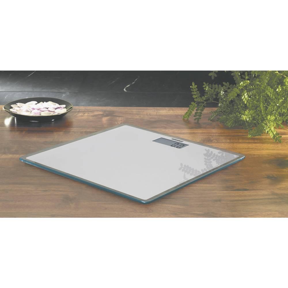Bilancia pesapersone digitale soehnle slim design silver - Portata bilancia pesapersone ...