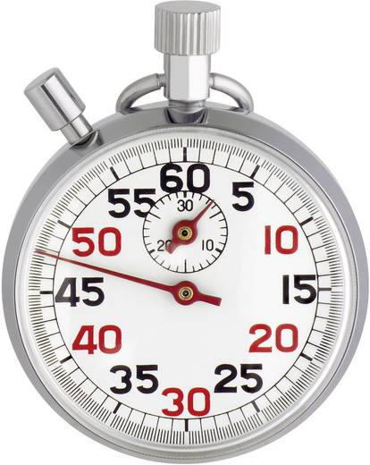 Stoppuhr analog TFA 38.1022 Metall