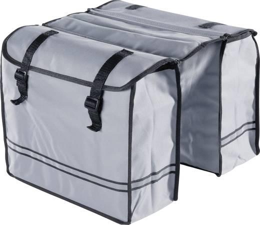 gep cktr gertasche bicyle gear 65789 grau schwarz. Black Bedroom Furniture Sets. Home Design Ideas