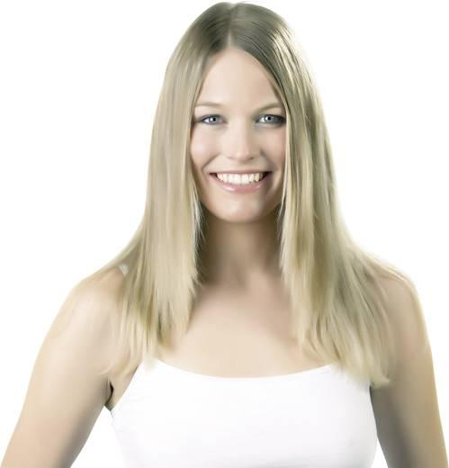 Glätteisen Grundig HS3830 Straight & Curls Weiß