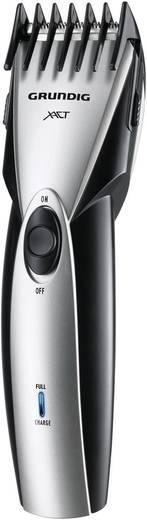 Grundig MC 3140 Bartschneider, Haarschneider abwaschbar Schwarz/Silber