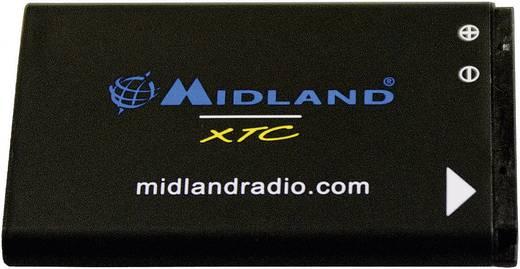 Kamera-Akku Midland XTA-510 3.7 V 1100 mAh XTA-510