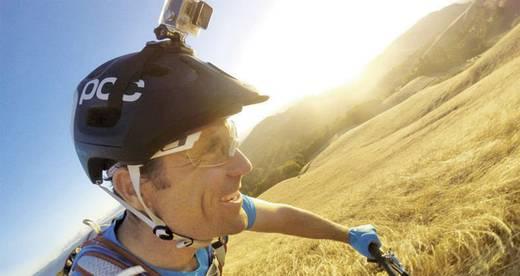 Helmbefestigung GoPro Vented Helmet Strap Mount GVHS30 Passend für=GoPro