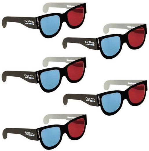 3D-Brille, 5er-Set