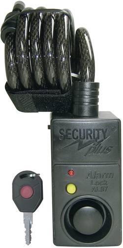 Zámok na bicykel s alarmom a senozorom pohybu Security Plus AL07