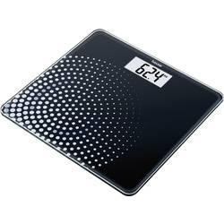 Skleněná váha Beurer GS 210, 756.40, černá