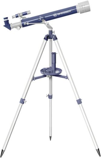 Bresser Optik Visomar 60/700 AZ1 Linsen-Teleskop Azimutal Achromatisch, Vergrößerung 35 bis 175 x