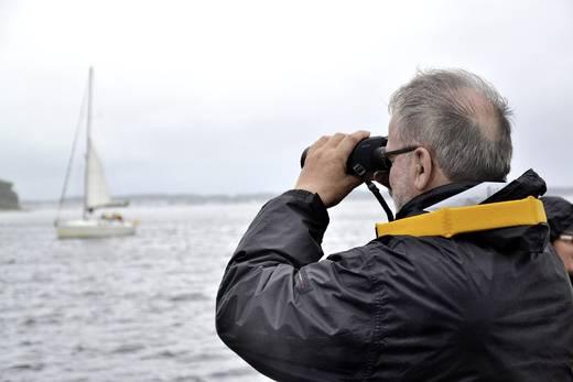 Marine Fernglas Mit Kompass Und Entfernungsmesser : Bresser optik binocom gal marine fernglas 7 x 50 mm schwarz blau kaufen