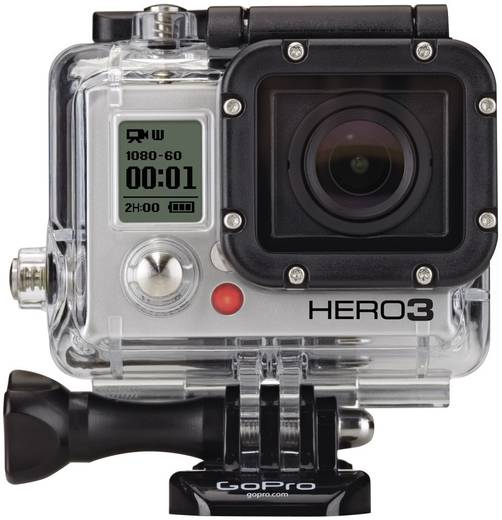 GoPro Hero HD3 Black Edition Adventure CHDHX-301 Hero 3 Black Edition Adventure
