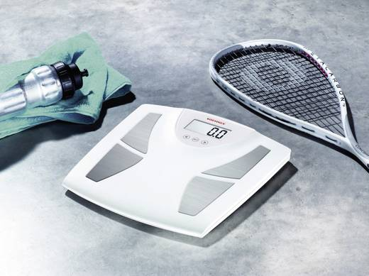 Körperanalysewaage Soehnle Body Balance Active Shape Wägebereich (max.)=150 kg Weiß