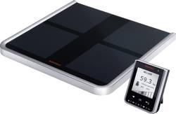 Osobní váha s analýzou tělesného tuku Soehnle Body Balance Comfort Select, 63760, černá/stříbrná