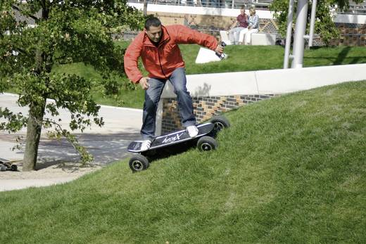 elektro skateboard 800 w brushless. Black Bedroom Furniture Sets. Home Design Ideas
