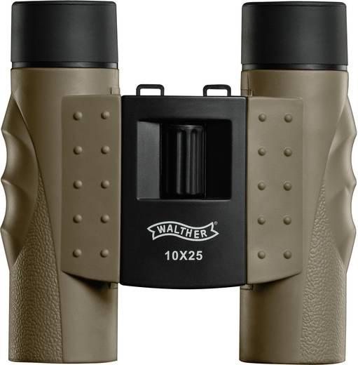 Walther Backpack 10 x 25 Fernglas 10 x 25 mm Erdfarben (matt)