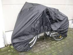 Image of Fahrradgarage EAL 11817 Schwarz