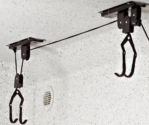 Deckenlift Anzahl Einstellplätze=1 Eufab 16411 Stahl Schwarz