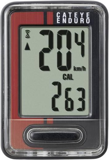 Cateye CC-ED400 Fahrradcomputer Kabelübertragung mit Radsensor