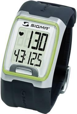 Hodinky s měřením pulzu sporttester Sigma PC 3.11, zelená