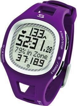Hodinky s měřením pulzu sporttester Sigma PC 10.11, fialová