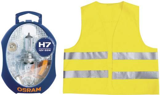 OSRAM Halogen Leuchtmittel Standard H7 55 W