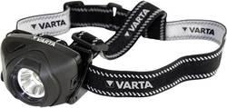LED čelovka Varta Sports Light 1 W 17731101421, na baterii, 65 g, černostříbrná