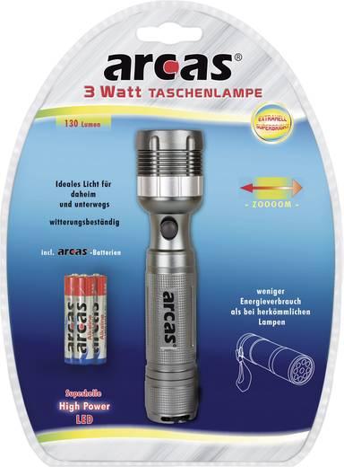 LED Taschenlampe Arcas 3W batteriebetrieben 130 lm 169 g