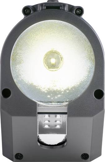 IVT Dunkel-Blau PL-830.03.Li 1 x 3 W Power LED · 6 x SMD LEDs
