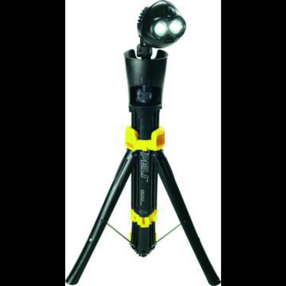 Lampe de travail peli 094200 0001 110e noir led cree xml - Lampe de travail ...