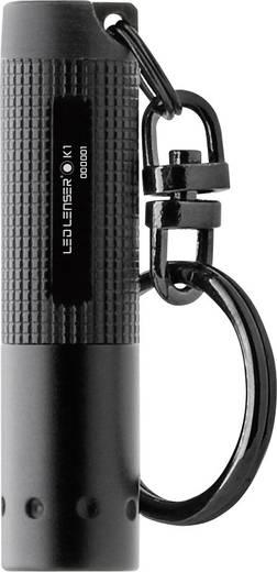 Ledlenser K1 LED Mini-Taschenlampe mit Schlüsselanhänger batteriebetrieben 17 lm 0.75 h 7.5 g