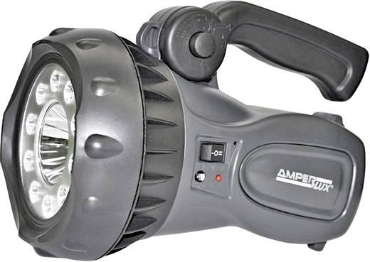 Ampercell Akku-Handscheinwerfer Schwarz 03031 LED 3.5 h