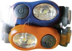 Dětská LED čelovka Energizer HDL2BUI 629030, na baterii, 34 g, sada 2 ks, modrá, oranžová - Energizer Headlight Kids LED
